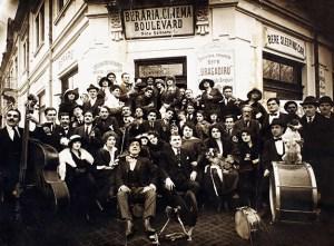 Trupa lui Tănase (1919)