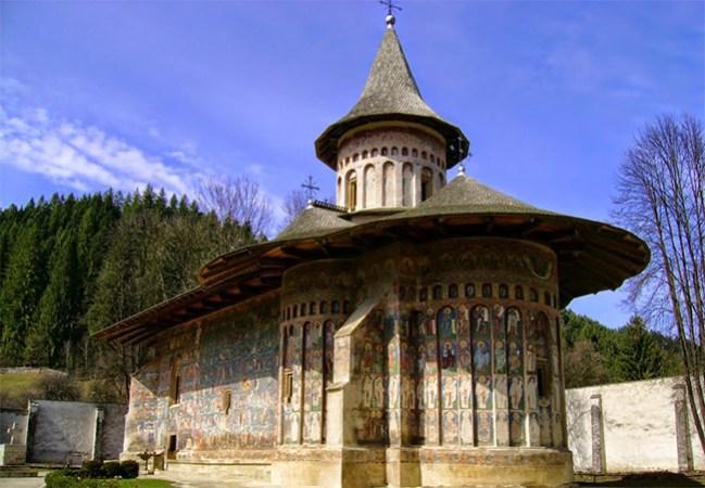 Biserica Sf. Gheorghe Foto Vasile Bouaru