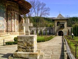 Mănăstirea Voroneț Foto Vasile Bouaru