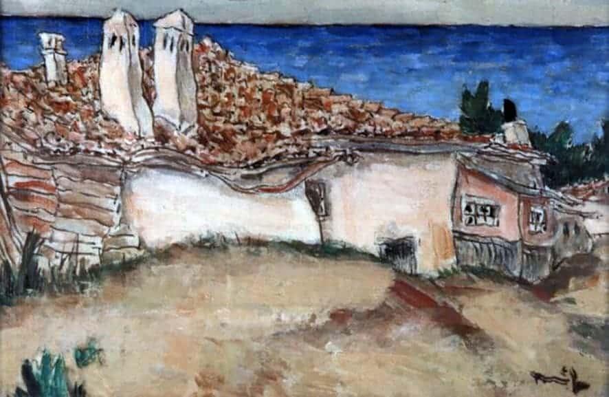 Houses in Balchik