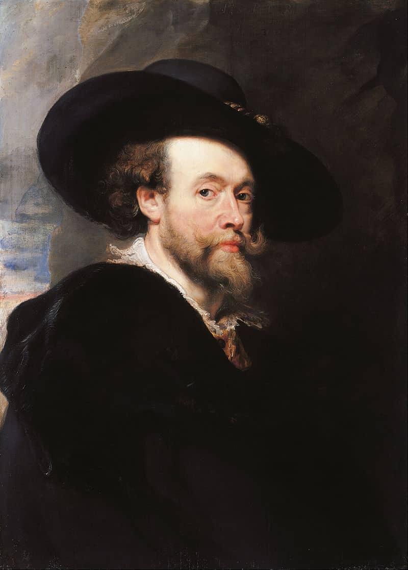 1623 Self-portrait