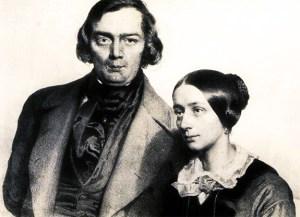 Robert And Clara Schumann-21