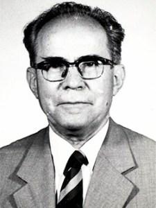 1916-2004 David Davidescu