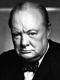 1940 Sir Winston Churchill