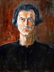 1940c-2010 Vasile Craioveanu Autoportret