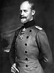 1811-1885 Prințul Karl Anton De Hohenzollern-sigmaringen