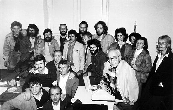 1990 Prima Întrunire A Rezistenței Române