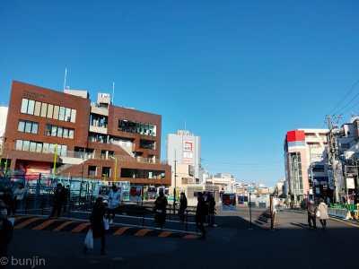 下北沢、代沢通り(茶沢通り)記憶散歩