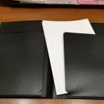 京大式情報カード in マルチノートカバー