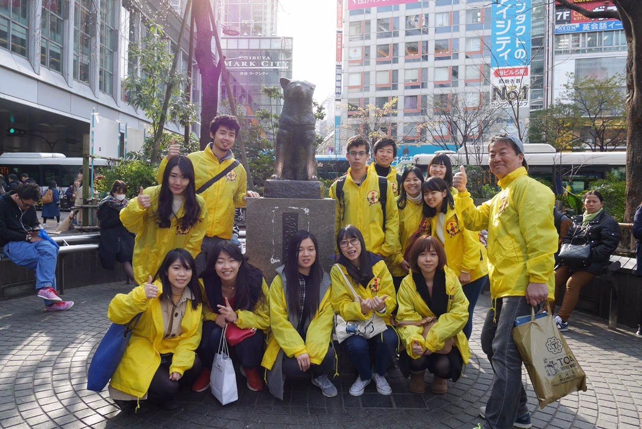 The warm face of Japan: Osekkai Japan
