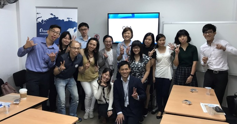 Career Seminar with Bunka and RGF Friends