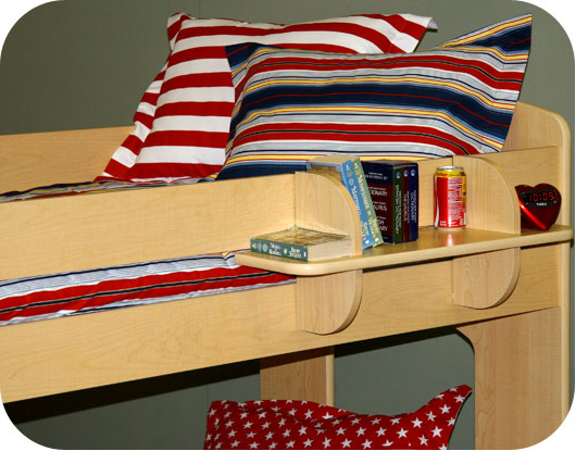 Berg Furniture Enterprise Twin Over Twin Bunk Bed With Stairs