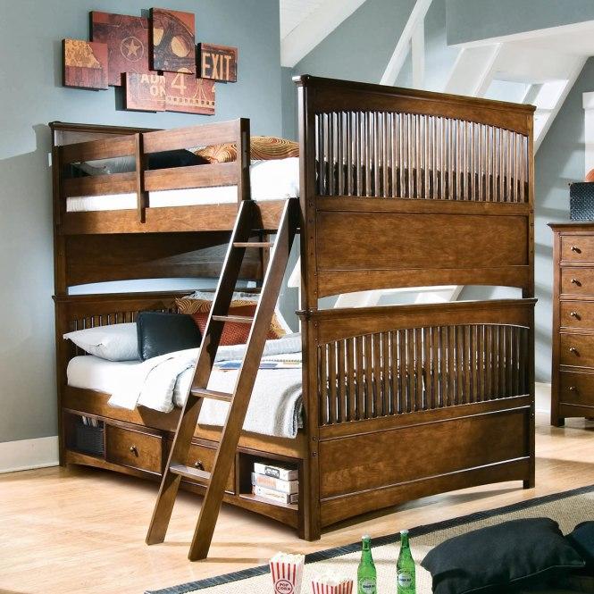 Lea Elite Crossover Full Bunk Bed