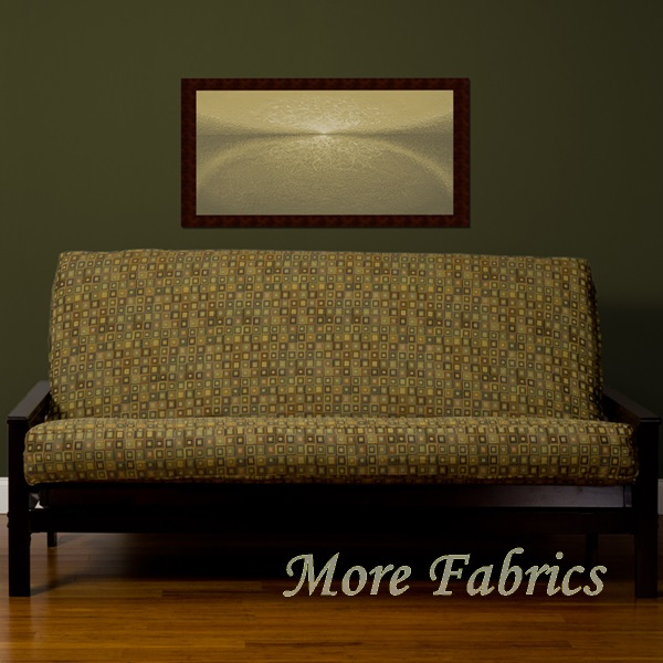 essential futon covers in wide assortment of grade b fabrics