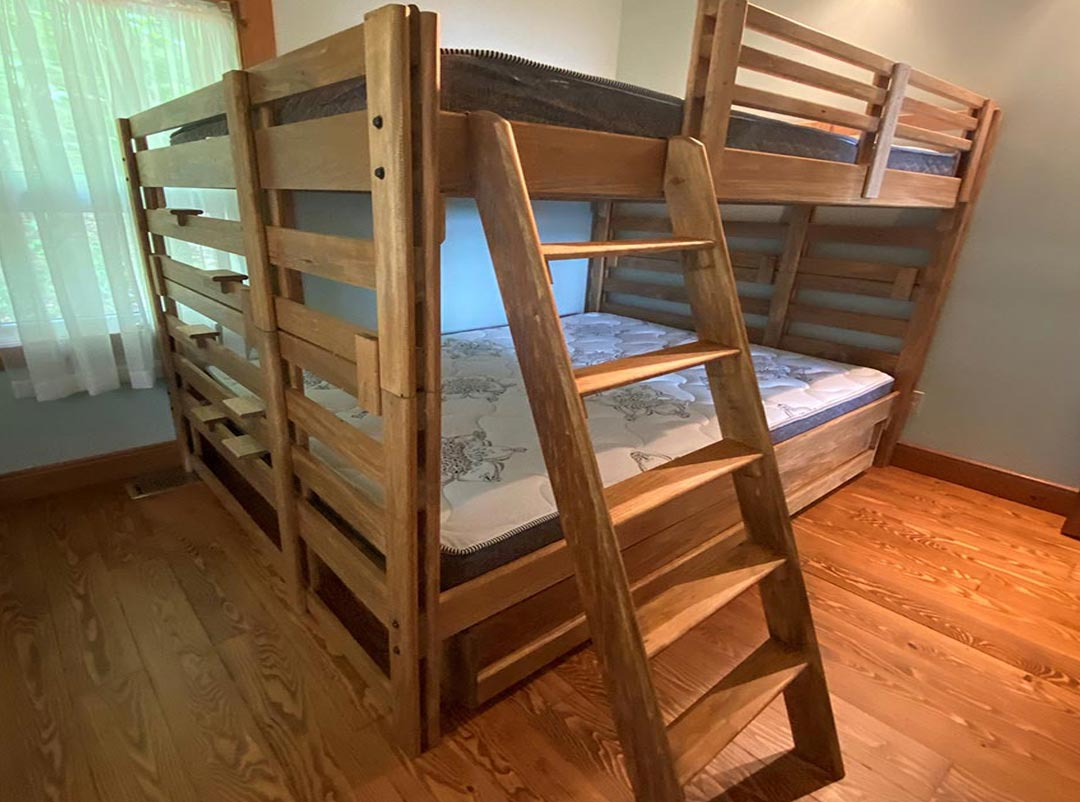 Your Source For Country Style Bunk Beds