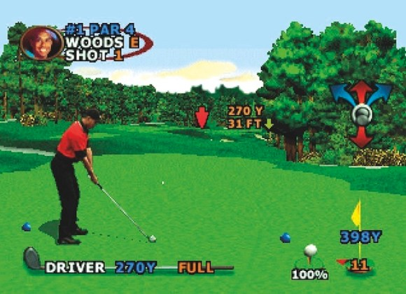 12 unforgettable golf video games    bunkered co uk     the game was distinguished from most other golf games by providing a   Hole Design  mode  where you could create and customise your own course