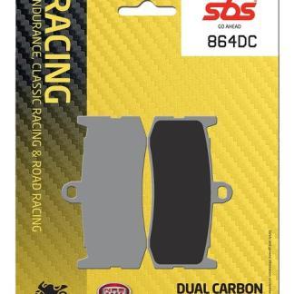 SBS remblokken Dual Carbon 864