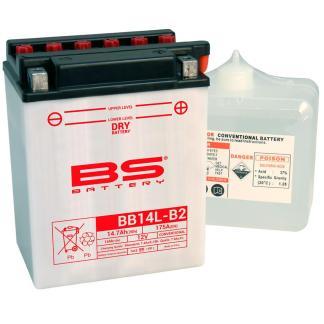 BS battery BB14L-A2
