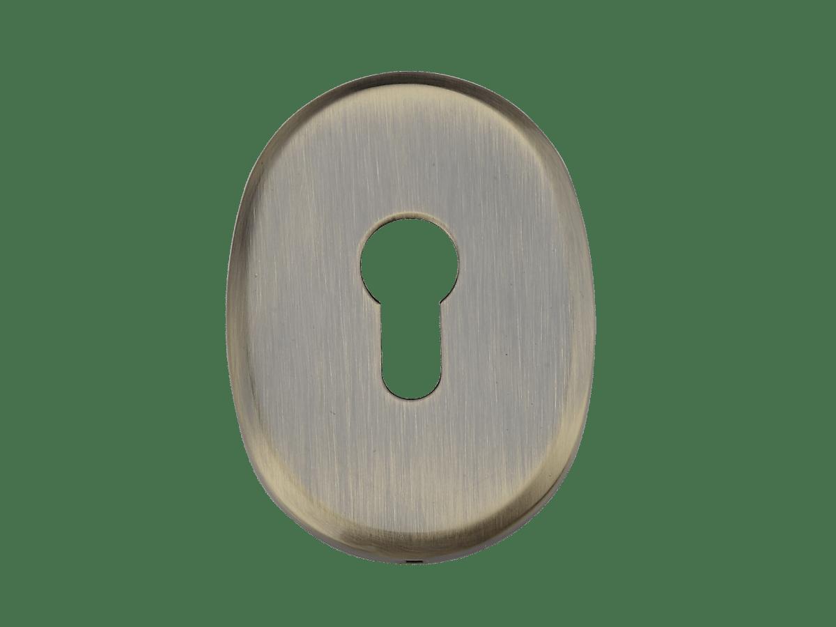 borchietta porta blindata bronzata
