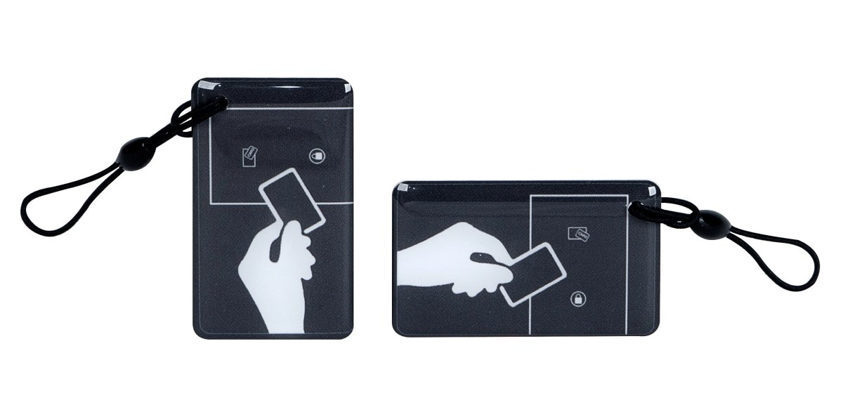 Rf card serratura motorizzata per porta blindata