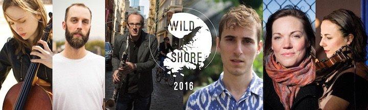 WildShore Concert, Friday September 29th, 7:30p