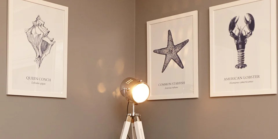How To Hang Paintings And Picture Frames Bunnings Warehouse