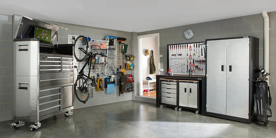 Organise your garage with these 5 simple tips   Bunnings Warehouse Organise your garage with these 5 simple tips