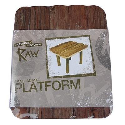 Raw Wooden Platform