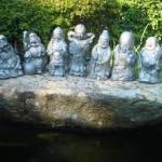 分数大好き優子社長がたくさんの福をいただいた7月7日の七福神授福祭り