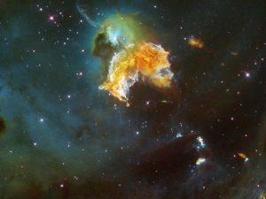 LMC N 63 A Supernova