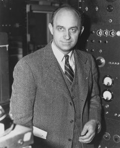 Enrico Fermi accordatori pianoforti chicago pianeti drake