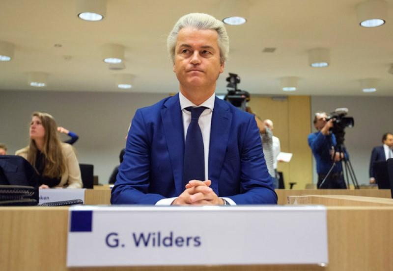 Geert Wilders Paesi Bassi
