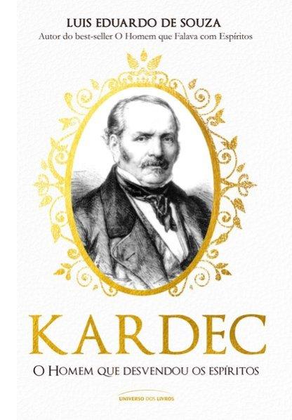 Capa do livro Kardec
