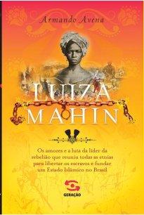 Capa do livro Luiza Mahin
