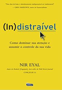 Capa do livro Indistraível