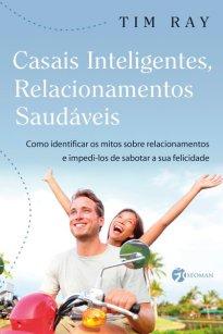 Capa do livro Casais Inteligentes Relacionamentos Saudáveis