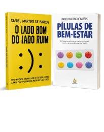 Combo de livro do Daniel Martins de Barros