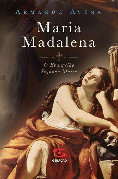 capa do livro Maria Madalena – O Evangelho segundo Maria
