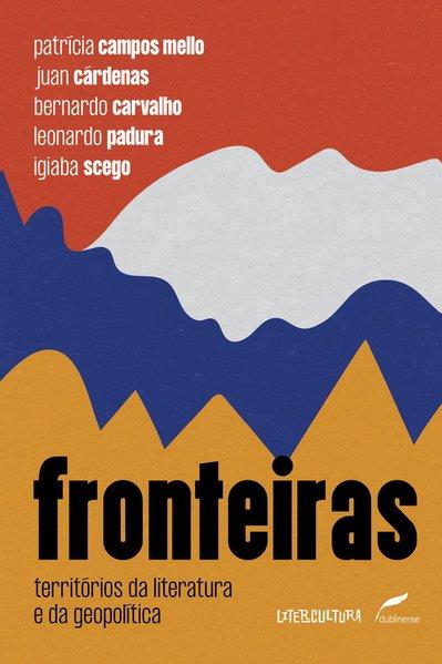 Capa livro Fronteiras