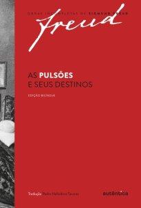 Capa do livro As pulsões e seus destinos