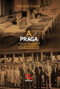 Capa do livro A Praga
