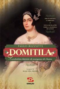 capa do livro Domitila