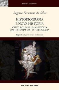 Capa do livro Historiografia e nova história