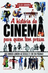 Capa do livro A história do cinema para quem tem pressa
