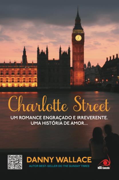 Capa do livro Charlotte Street