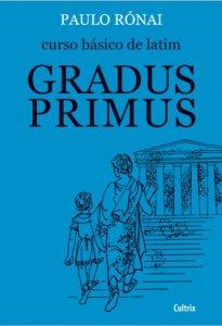 Capa do livro Curso Básico de Latim: Gradus Primus