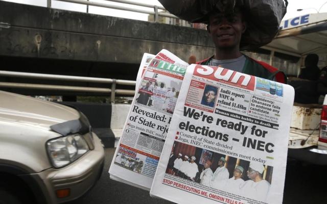 Nigeria al voto