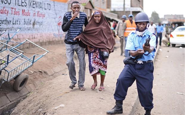 Garissa Kenya terrorismo