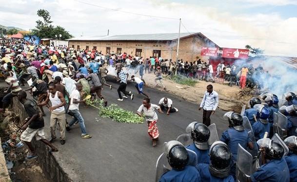 Burundi dimenticato
