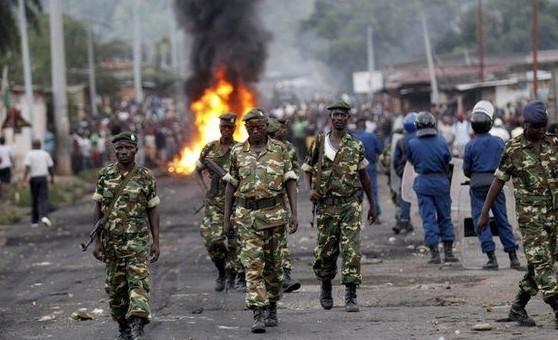 Burundi e il punto di non ritorno